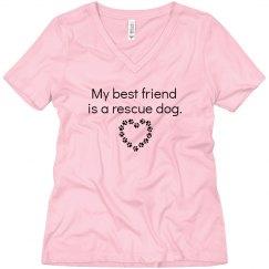 My Best Friend Rescue Dog