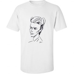 David Bowie Unisex Tall T