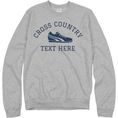 Cross Fit Custom Fall Sweatshirt