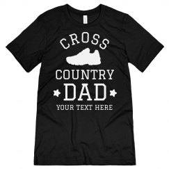 Custom Cross Country Dad