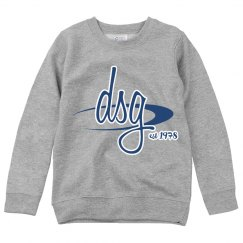 Youth Grey Sweatshirt