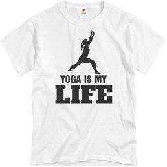 Yoga is my life!