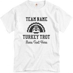 Gobble till you Wobble Team Turkey Trot