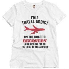 Addicted to Travel