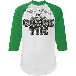 Wildcats Soccer Coach