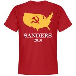 Socialist Sanders America