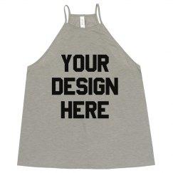 Custom Fashion Tank Tops
