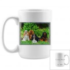 Cavalier Brigade Mug 15 oz