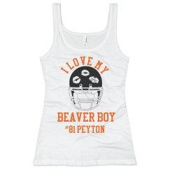 Beaver Boy tank top