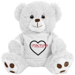 Fusion Teddy Bear