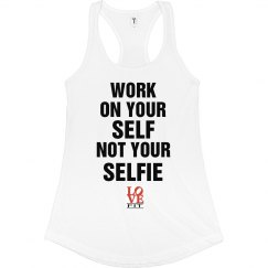 Work on your self