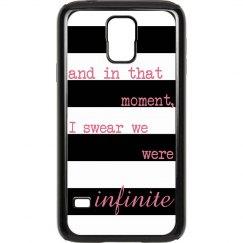 Infinite Phone case