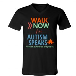 Walk Now For Autism Tee
