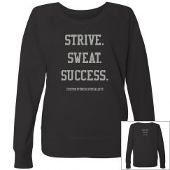 Strive Sweat Success Pullover