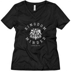 Women's Kingdom Minded T-Shirt
