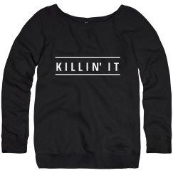 Killin' It Slouchy Sweater
