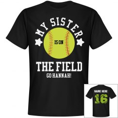 Custom Brother Softball Shirt