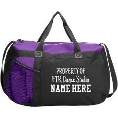 FTR Dance Studio Duffel Bag