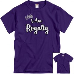 I Am Royalty