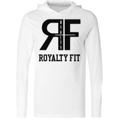 Unisex Long Sleeve Jersey Hooded Tee Original RF