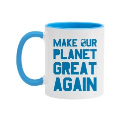 We Have To Fix Our Planet