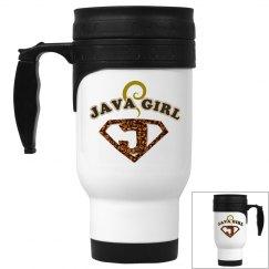 Java Girl Coffee Humor Mug