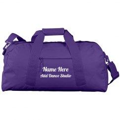Custom Dance Practice Bag For Teens