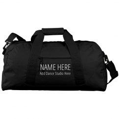 Custom Dance Studio Bags For Dancer