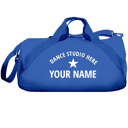 Custom Dance Bag Studio Liberty Bags Barrel Duffel Cheap