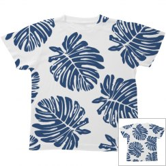 Summer Floral Youth Print