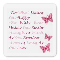 Do what makes you happy