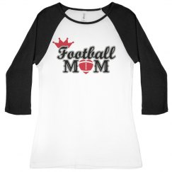 Football Mom Crown