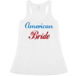 American Bride Tank