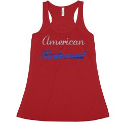 American Bridesmaid Tank