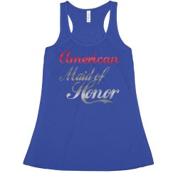 American Maid of Honor Tank