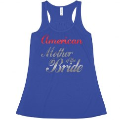 American Mother of the Bride Tank