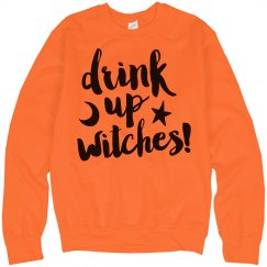 Drinking With My Witches