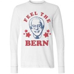 Bernie Sanders Feel the Bern