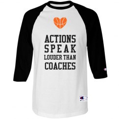 Actions Over Coaches