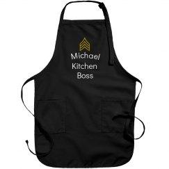 Michael kitchen boss