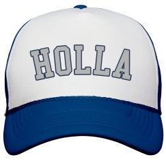 HOLLA