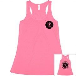 Racerback Pink