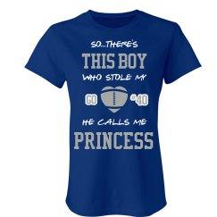 He Calls Me Princess
