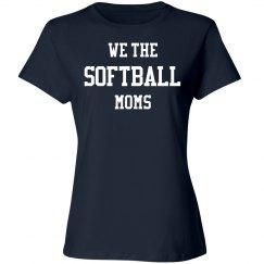 We the softball moms