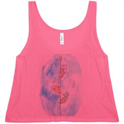 Pole Dancing Sea Horses Tank