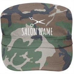 Salon Promotional Cap