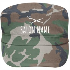 Salon Promotional Cap
