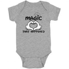 Magic that happened