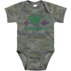 Infant Vintage Fine Jersey Bodysuit