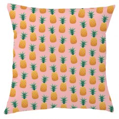 Comfy All Over Pineapple Print